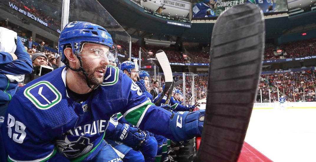 Canucks' Gagner will play for Maple Leafs' farm team