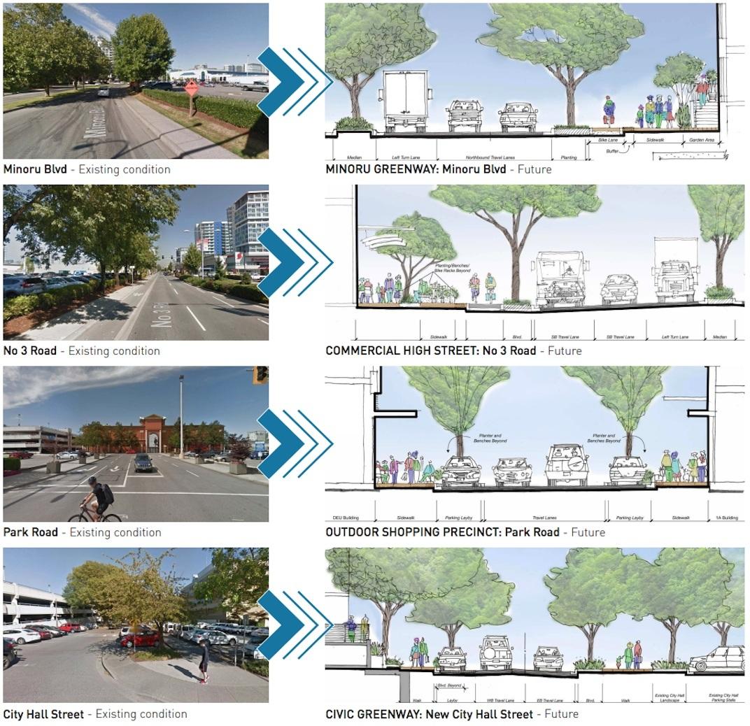 Fairview Mall Floor Plan: CF Richmond Centre Mall Redevelopment Begins In 2019