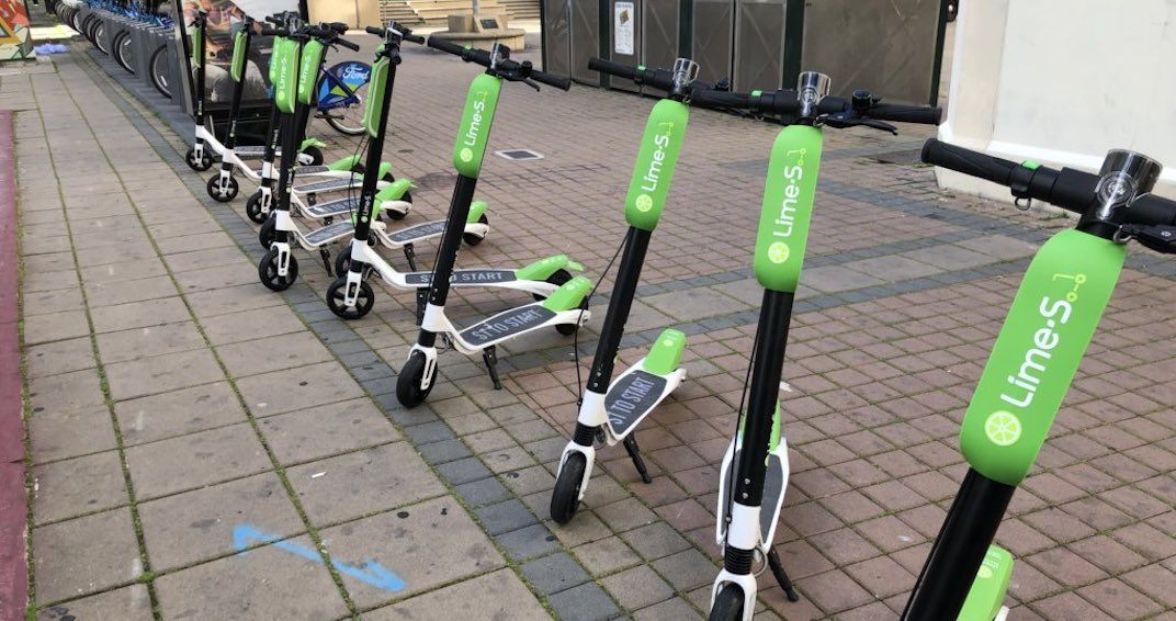 Dockless electric rental scooters are coming to Ontario