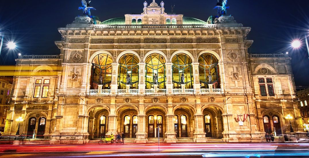 New direct flights from Montreal to Vienna launching in the spring