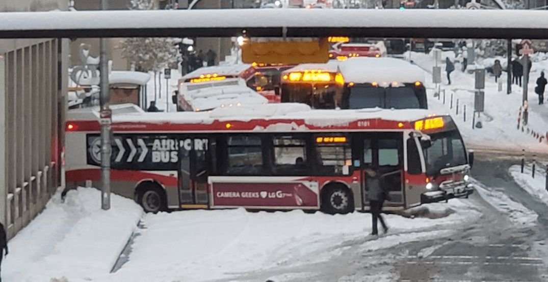 Someone has created a GoFundMe page to get Calgary buses new tires