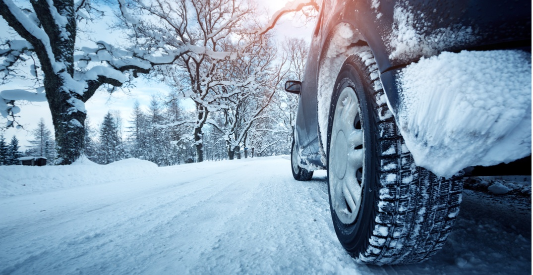 Reminder: Quebec's mandatory winter tire deadline comes early this year