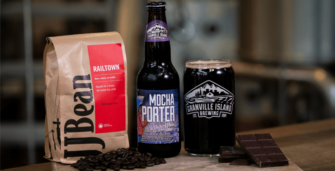 Coffee and beer, together at last: Meet Granville Island's newest creation