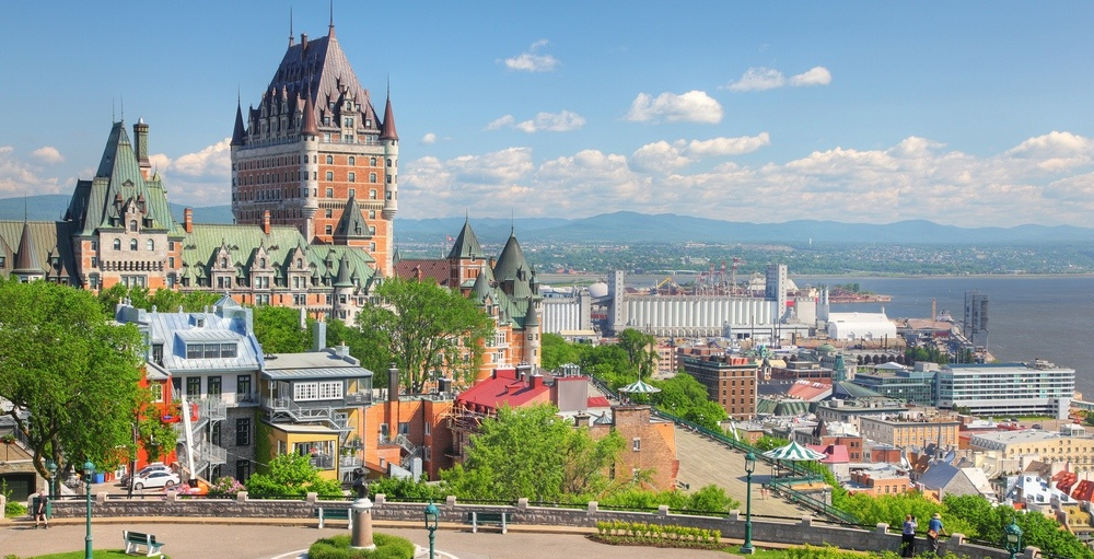Quebec City named one of the cheapest cities in the world to start an online business