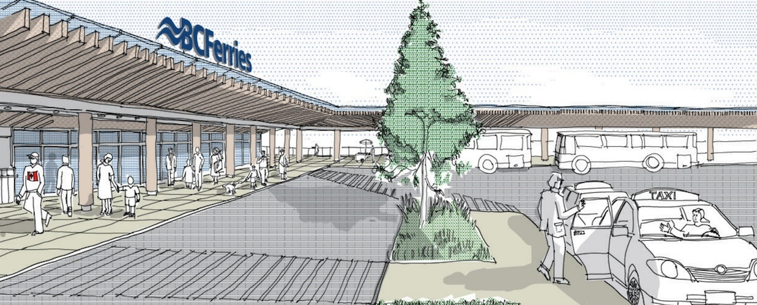 BC Ferries planning a major renovation of Swartz Bay Ferry Terminal