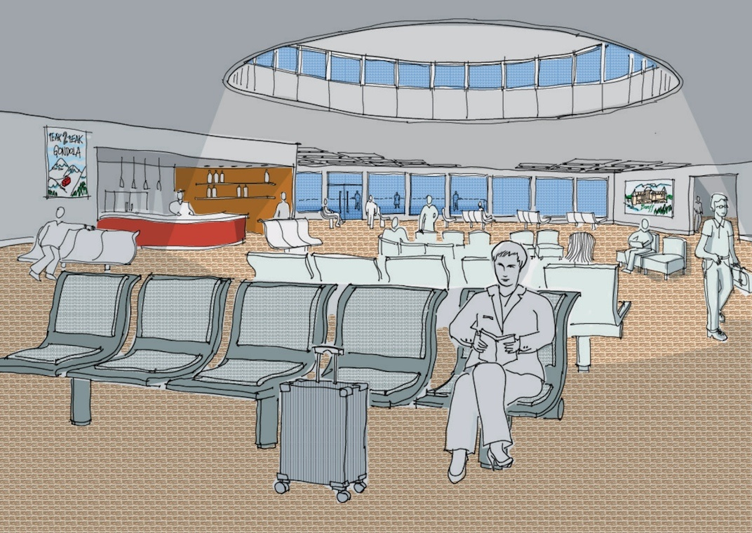 BC Ferries Swartz Bay Terminal renovation