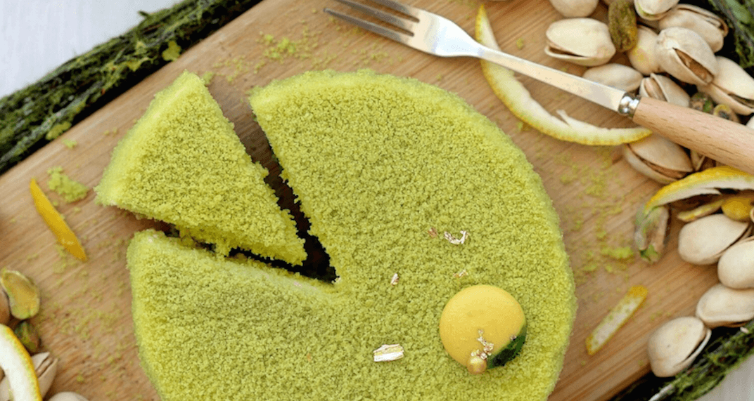 This Japanese dessert cafe has created a special edition cheesecake in Toronto