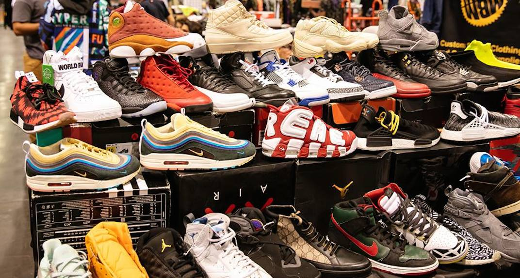 The ultimate sneaker convention is taking place in Toronto next week
