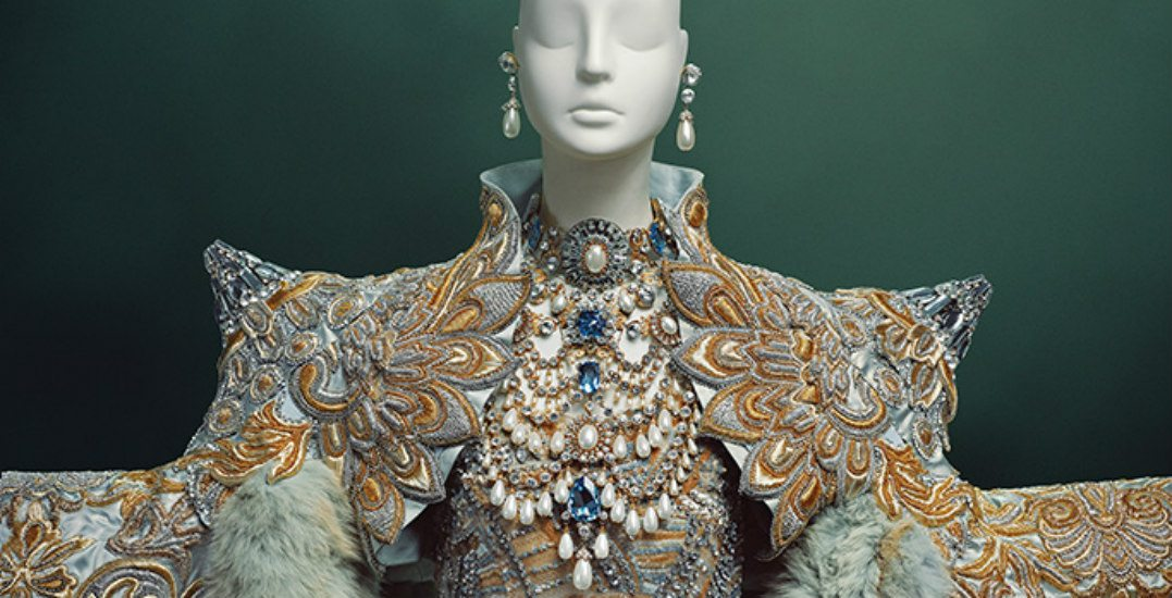 Guo pei couture beyondvancouver art gallery1