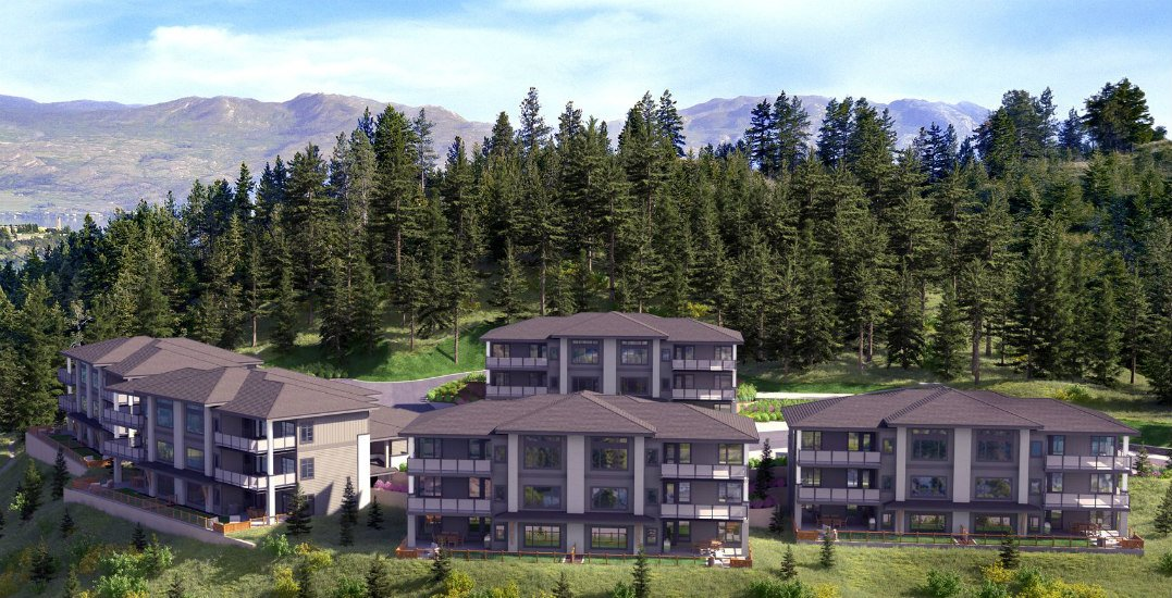 You can own a luxury townhome in the Okanagan for less than $500,000