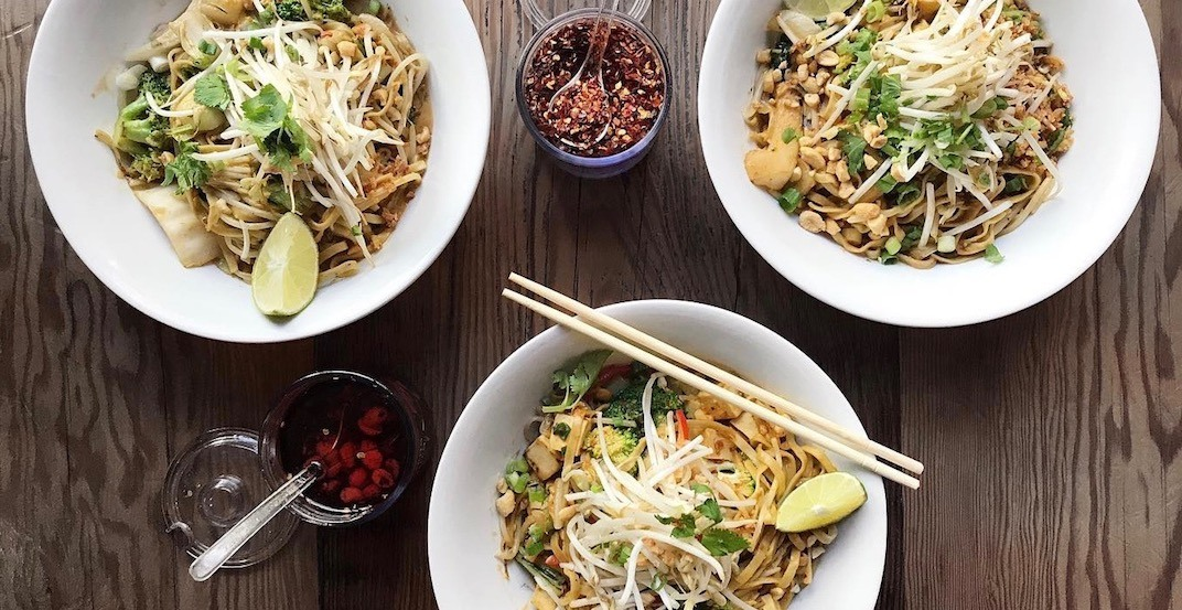 Where to get $5 spicy peanut noodle boxes tomorrow