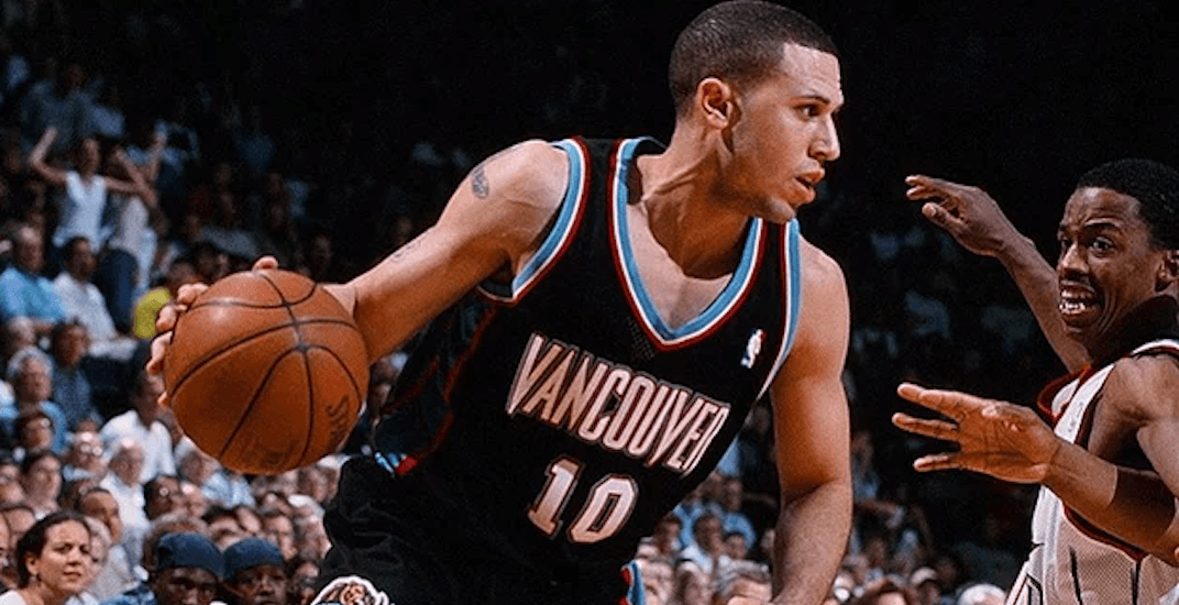Mike bibby vancouver grizzlies