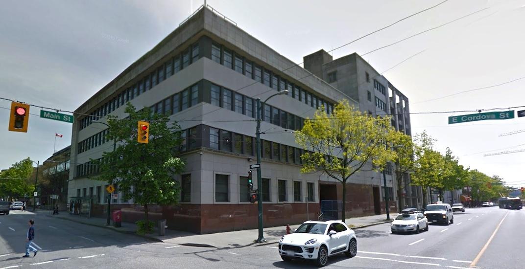 312 Main Street Vancouver