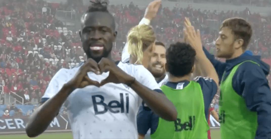 Whitecaps eliminate Toronto FC from MLS playoffs