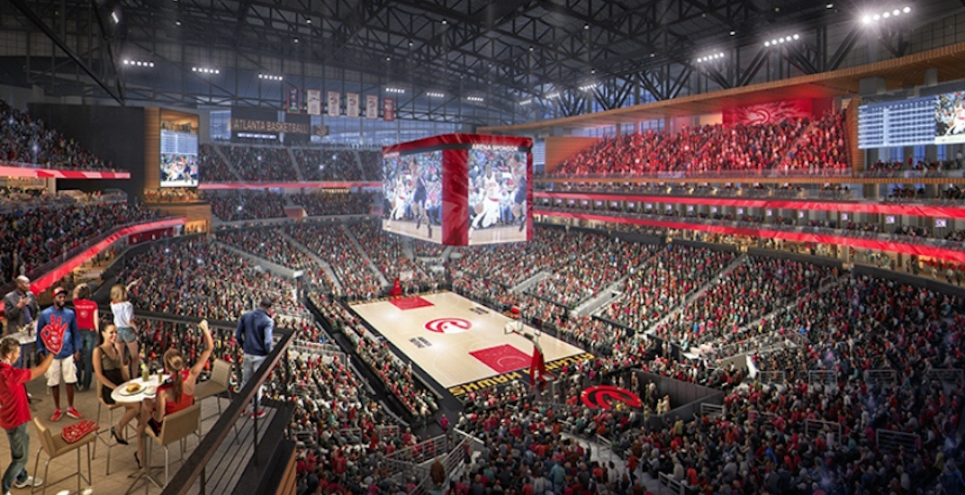Vancouver 1st Party promises to bring back the NBA with a new stadium