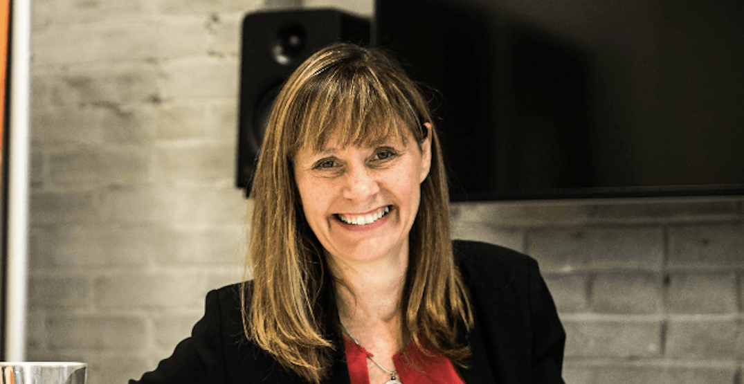 Vancouver mayoral candidate Shauna Sylvester wants to 'embrace innovation'