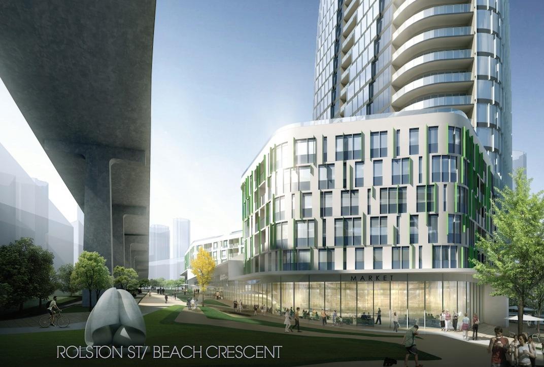 601 Beach Crescent Vancouver