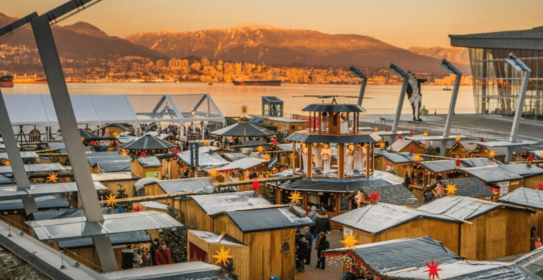 22 best Christmas markets and holiday