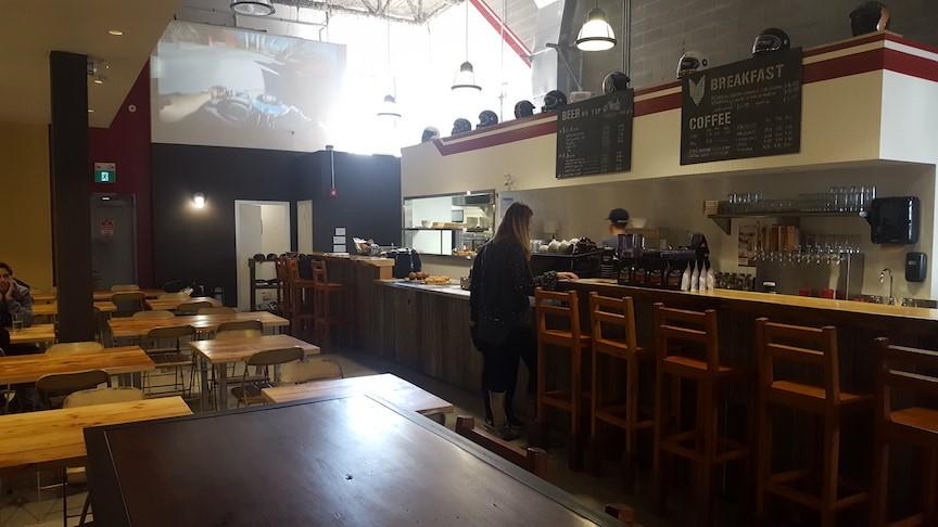 Jammer Cafe Motors