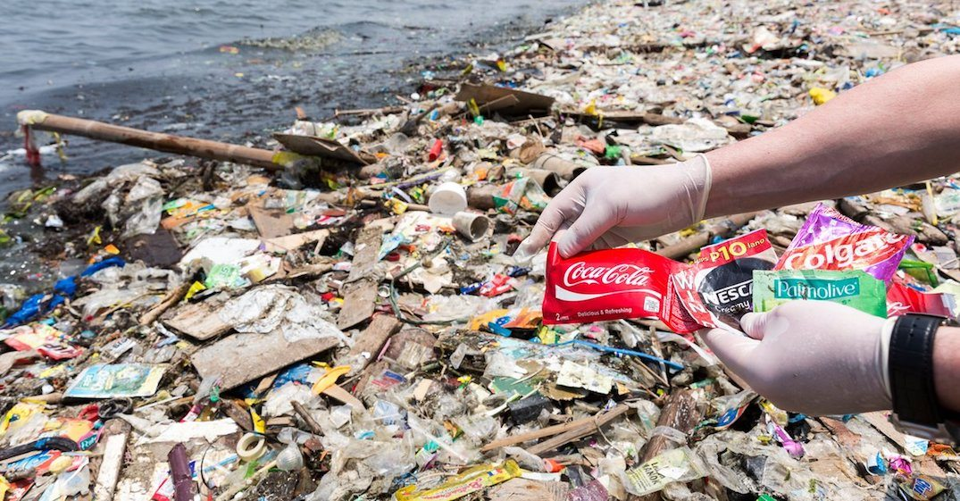These companies are the top 5 plastic polluters in Canada