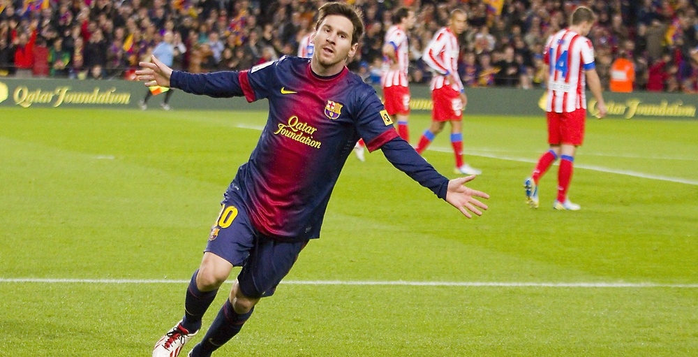 Cirque du Soleil teams with Lionel Messi for new show based around his life