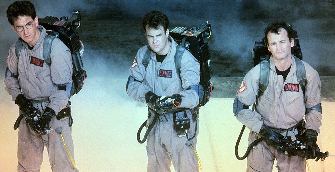 There's an immersive Ghostbusters movie experience coming to Toronto this month