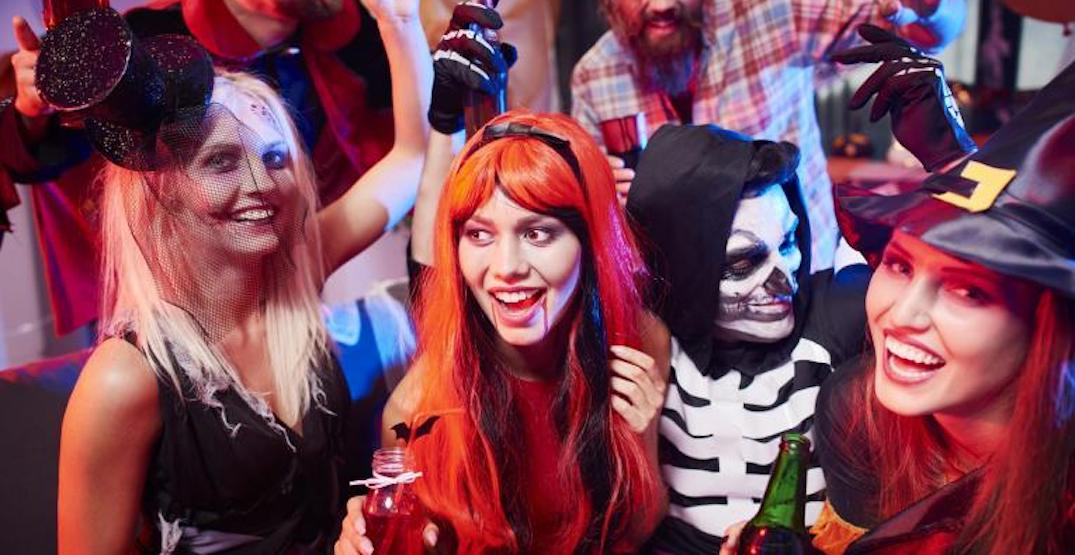 Telus Spark is hosting an adults-only Halloween party this month