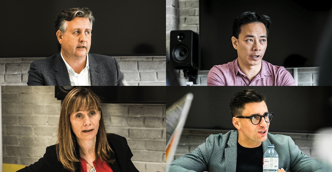 How to watch tonight's Daily Hive Vancouver Mayoral Debate