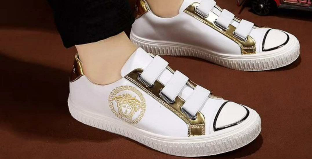 Versace costume shoesthe sample sale guys