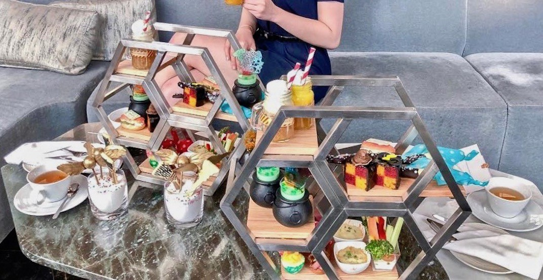 4 magical new afternoon teas to try in Vancouver