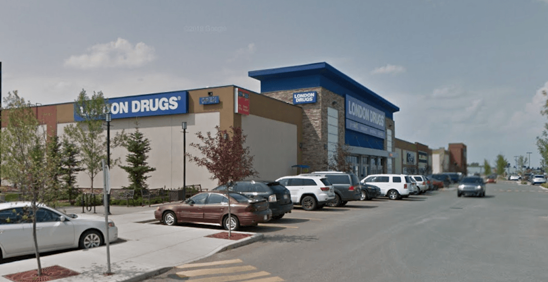 Airdrie RCMP investigating daring vacuum theft from London Drugs