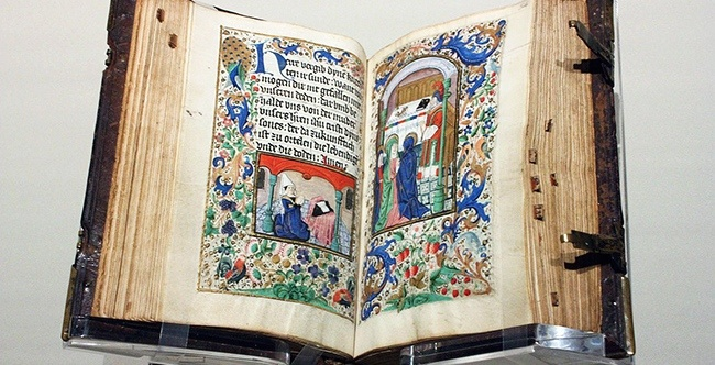 See some of the earliest books ever made on display in Montreal