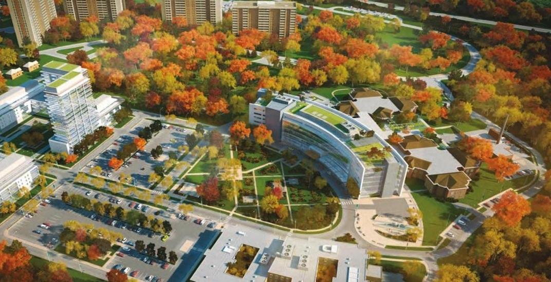 Construction begins on new $1.2-billion Toronto hospital redevelopment