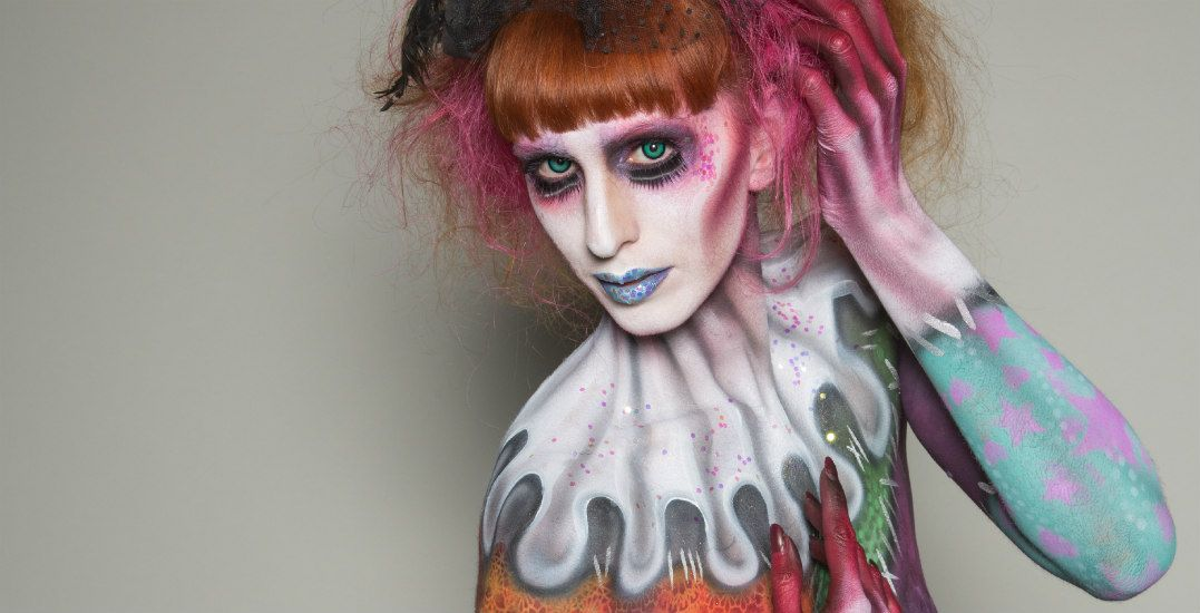 Fulfill your Halloween makeup dreams at this Vancouver trade show