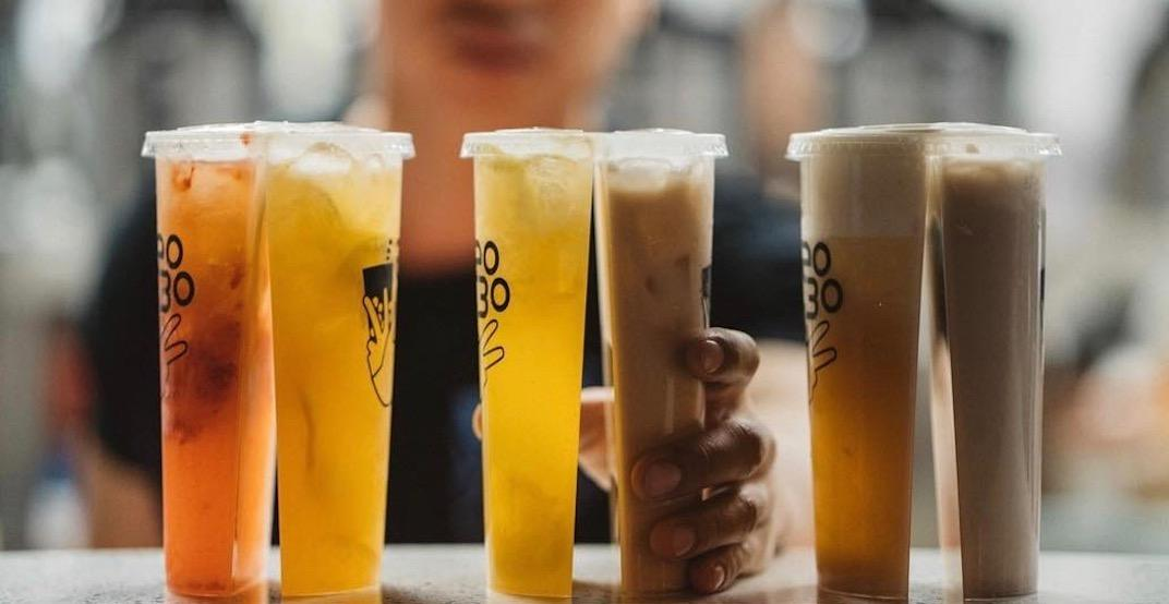 This awesome new bubble tea cafe opens in Calgary this weekend