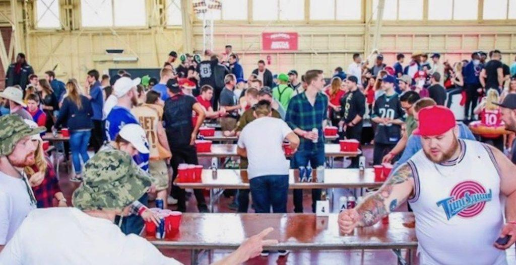 Beer Pong Festival
