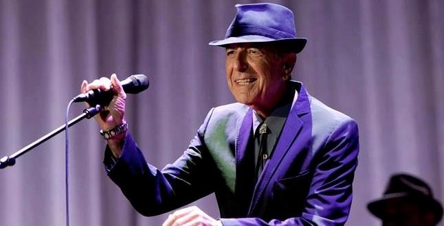 Leonard Cohen's posthumous book has a poem dissing Kanye West