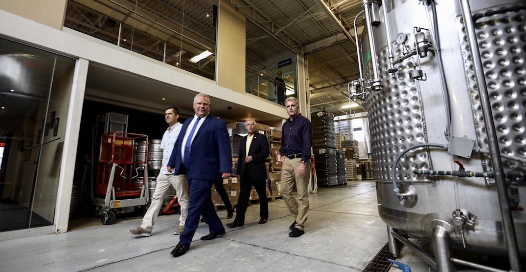 Ford's plan for convenience store beer could cost Ontario taxpayers big money