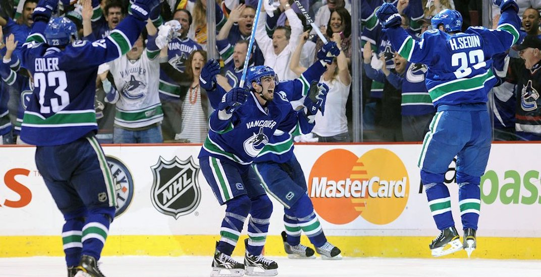 Burrows sedin