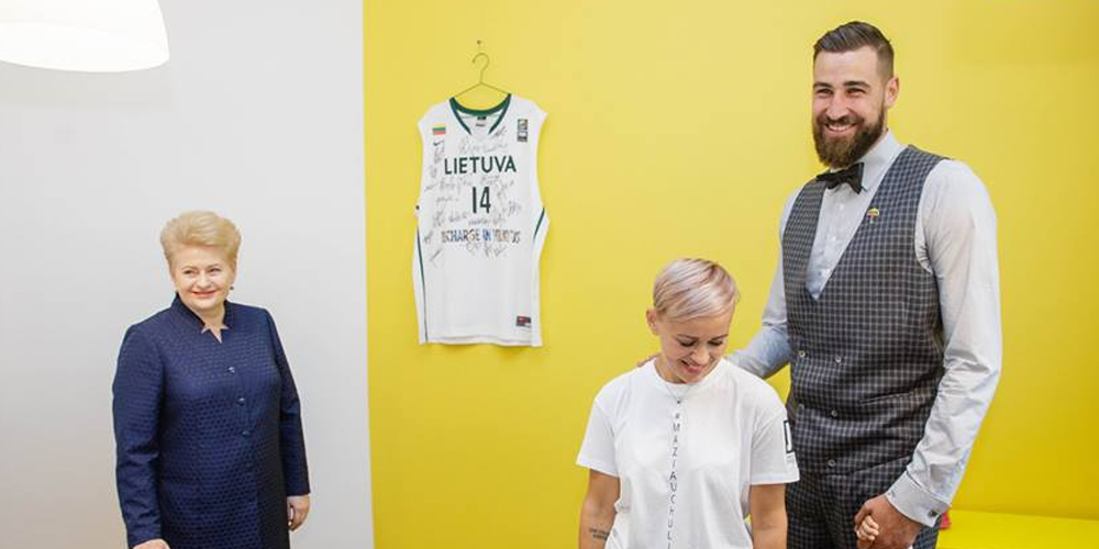 Raptors' Valanciunas opens at-risk youth centre in Lithuania