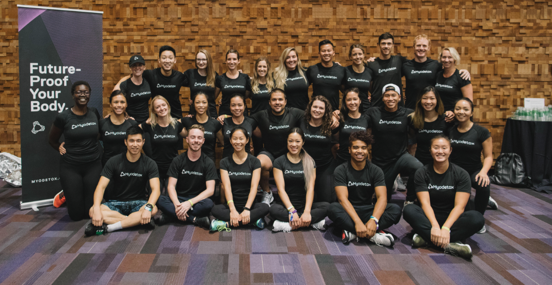 Myodetox is changing the game for Physio, RMT, and Chiro in Vancouver