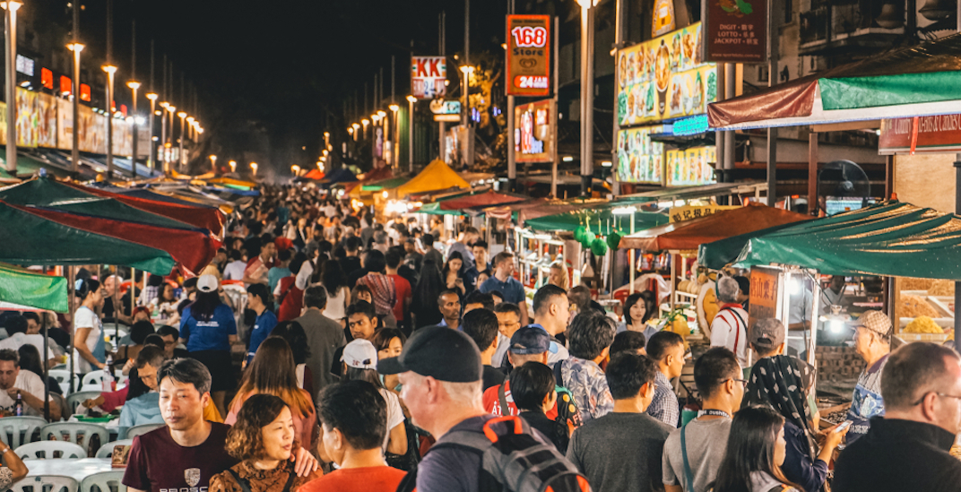 Mayoral candidate Kennedy Stewart wants a permanent food street in Chinatown
