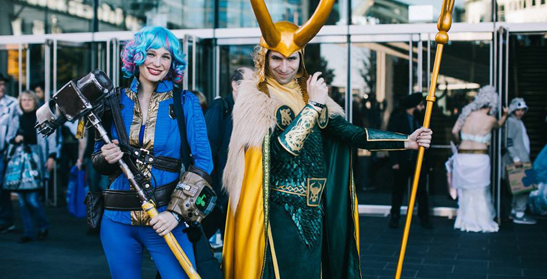 Vancouver's most popular cosplays for the 2019 Fan Expo