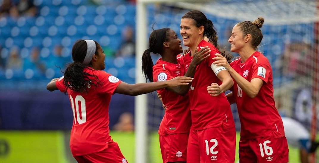 Canada qualifies for 2019 FIFA Women's World Cup