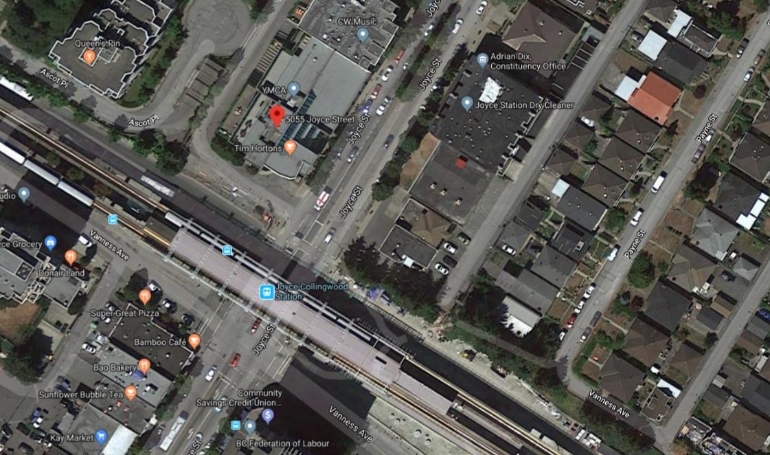 5055 Joyce Street Vancouver