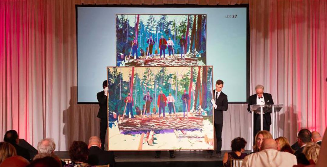 Arts Umbrella raises record-breaking $560,000 in annual Splash Art Auction