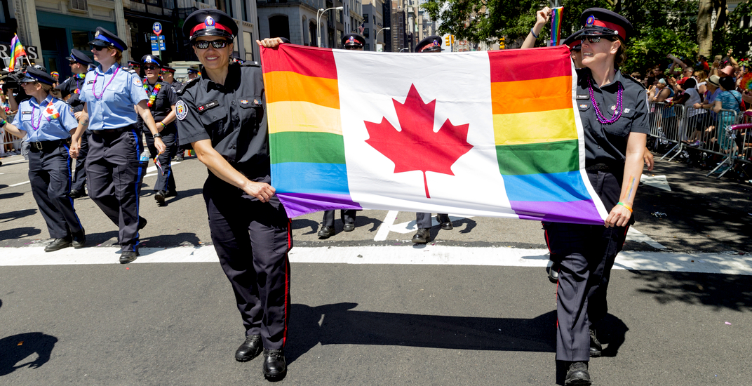 Toronto police allowed to walk in Pride parade next year