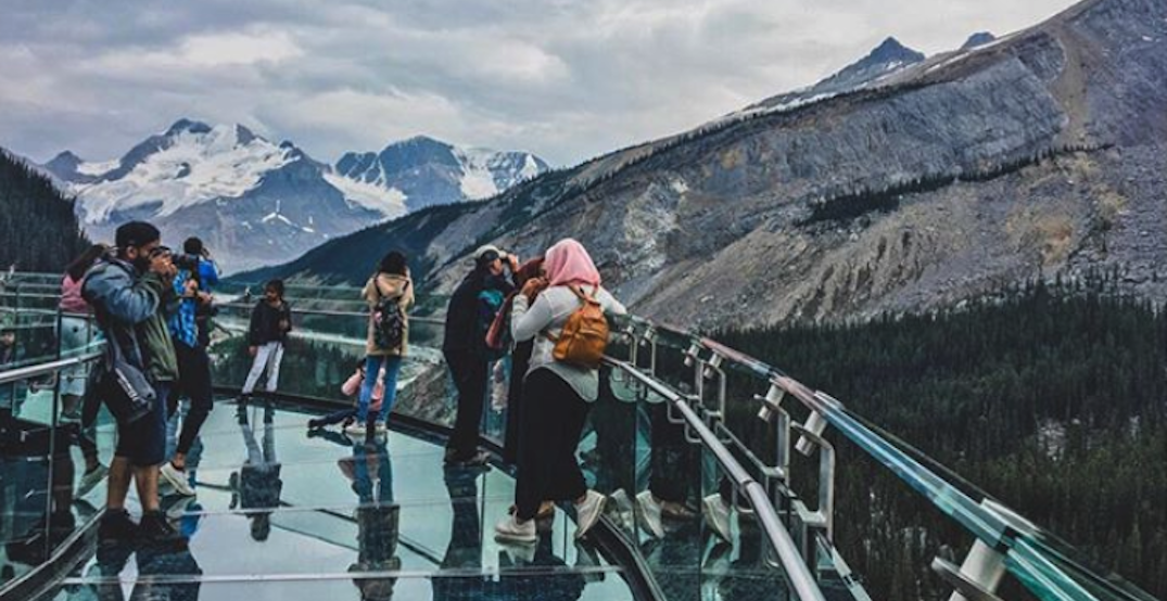 Awesome Alberta: Walk on clouds at Jasper's Glacier Skywalk (PHOTOS)