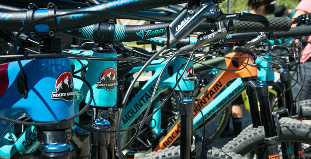 Entire shipment of mountain bikes worth $800,000 stolen