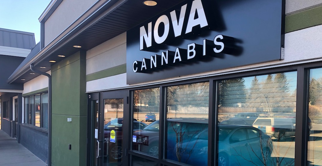 Alberta's handful of NOVA Cannabis stores sold $1.3 million in first 5 days
